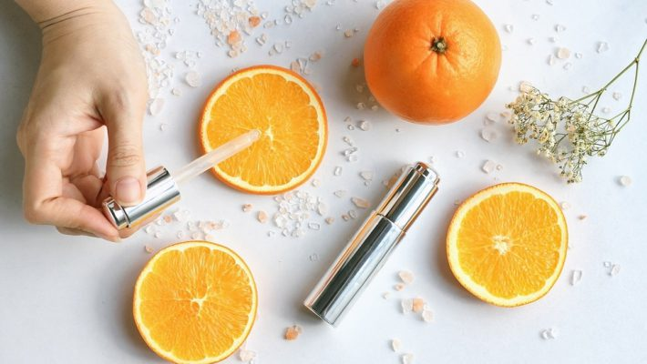 witamina c w kosmetykach